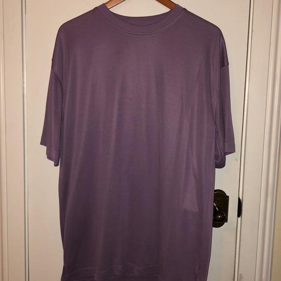 Burma Bibas Other - Burma Bibas purple men's shirt size med.